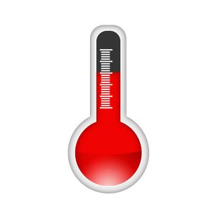 thermometer-in-the-red