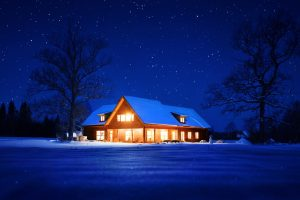house-in-winter